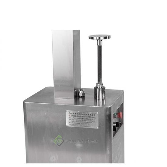 manual metal Ropp capping machine