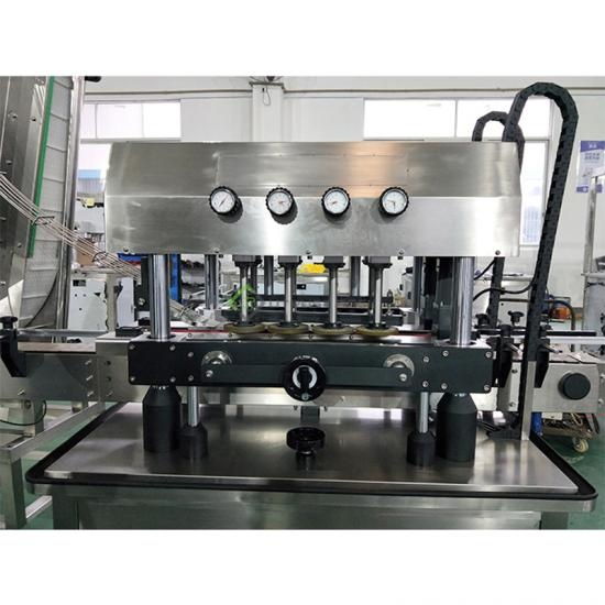 Automatic Twist Off Capping Machine