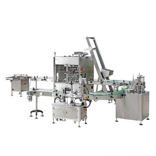 Automatic Ketchup Bottling Filling Machine