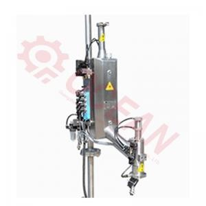 Food Grade Liquid Nitrogen injection system