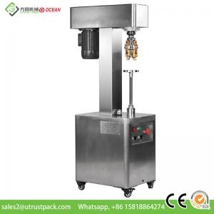 bottle cap crimping machine
