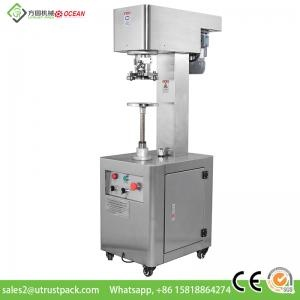 Semi-automatic sealing machine