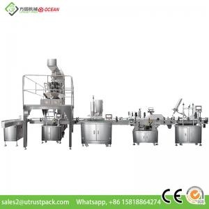 Nuts Snacks Packaging Line
