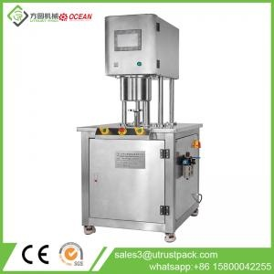 vacuum nitrogen filing canning machine
