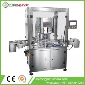 Automaitc Nitrogen Flushing Cans Sealing Machine