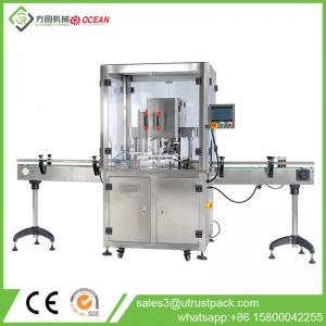 Automatic Tin Can Seamer Machine For Food