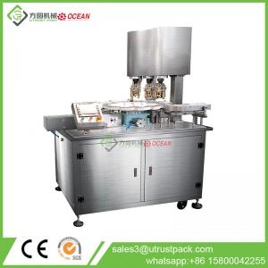 Olive Oil Bottle Filling Capping Machine