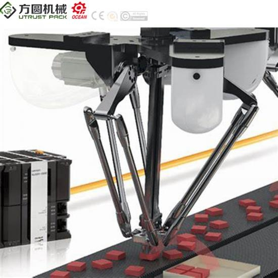 UTRUST Industrial Four-and Six-Axis Robot Parallel Spider Mobile Robot Manipulator Arm