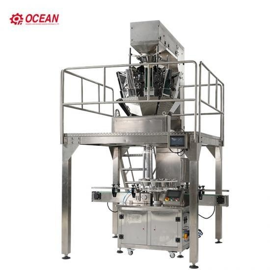 Calcium chloride desiccant particle filling and sealing production line