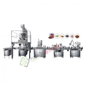 Automatic Babao Congee Dog food Grain Filling and Sealing Production Line
