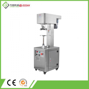 Semi Automatic Tin Can Sealing Machine
