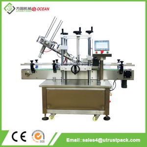 Automatic PET Lid Capping Machine for Can