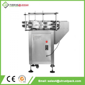 Automatic Bottle Arranging Machine with Tray