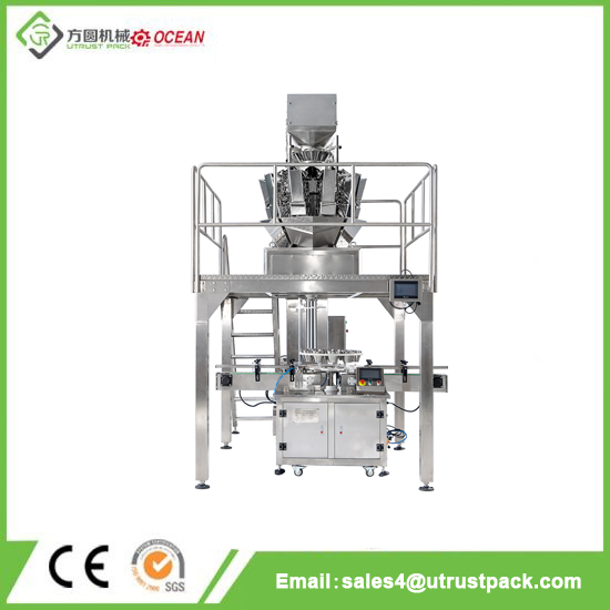 Granule Product Filling Equipment for Food