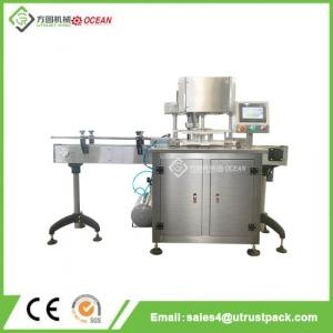Automatic Round Can Flanging Machine