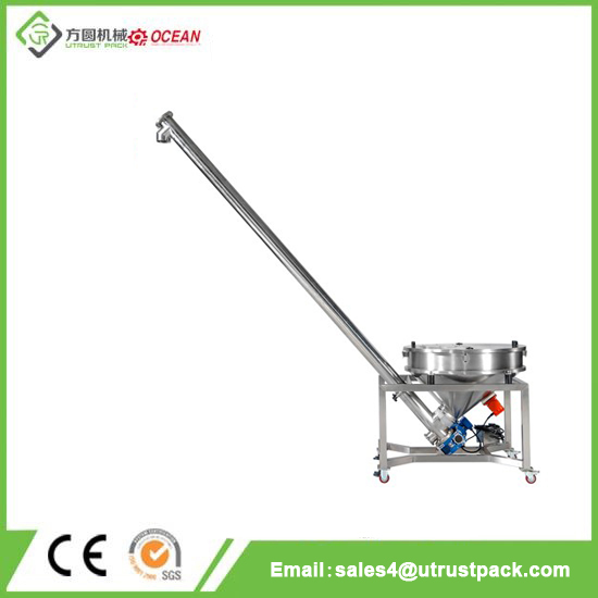Industrial Powder Feeding Machine with Conveyor