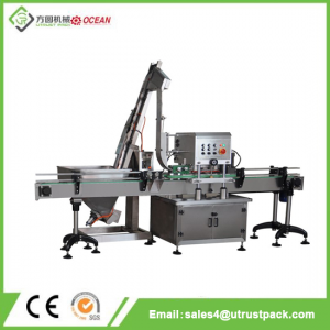 High Speed Twist-off Capper Machine for Plastic Bottle