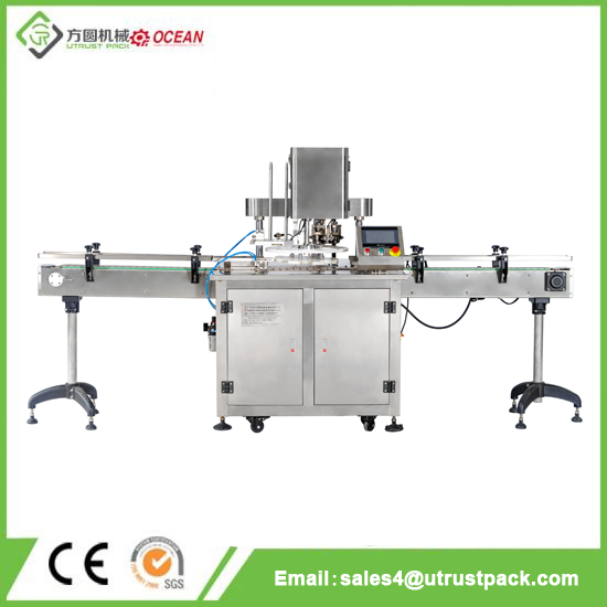 Industrial Price Automatic Sealer Machine for Beverage Can