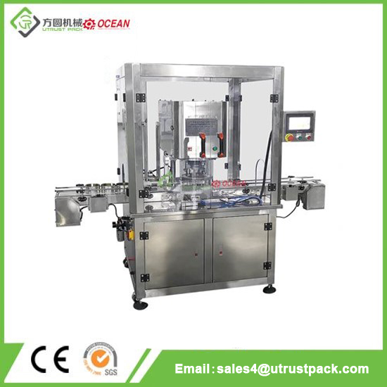 Electric Vacuum Sealer Machine for Can