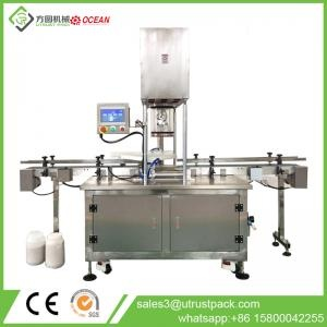 Vacuum Capping Machine for Glass Bottle