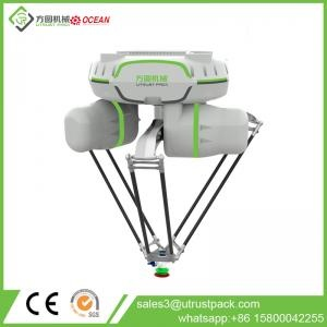 Small Industrial Robot Arm for Pharma Industry