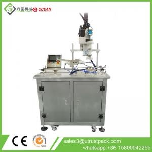 Cheese Stuffed Olives bottle Capping Machine