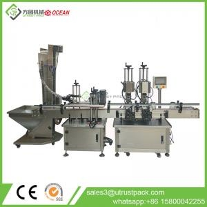 Auto Twist Off Capping Machine