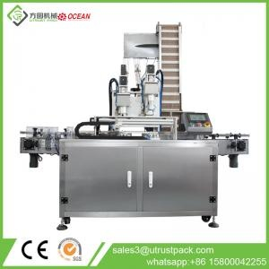Glass Jar Twist Off Capping Machine